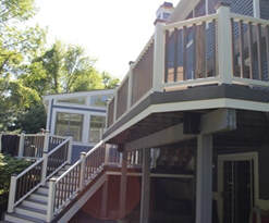 Decking Installation- Westchester County